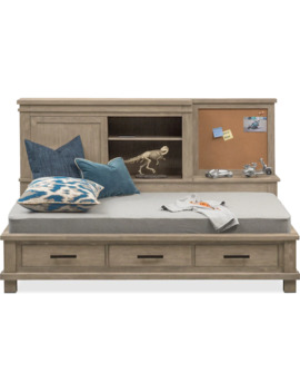 Tribeca Lounge Storage Bed by Value City Furniture