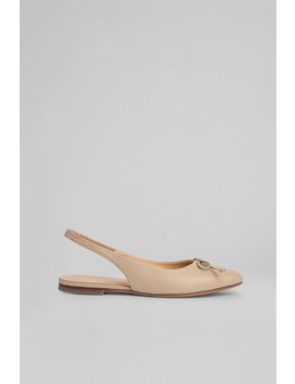 Toni Cream Leather by By Far