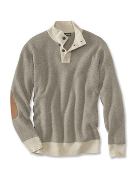 Pure Cashmere Simoom Sweater by Orvis