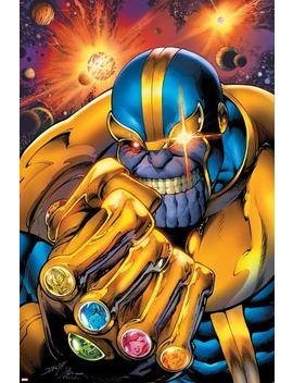 Avengers Assemble No. 7: Thanos by All Posters