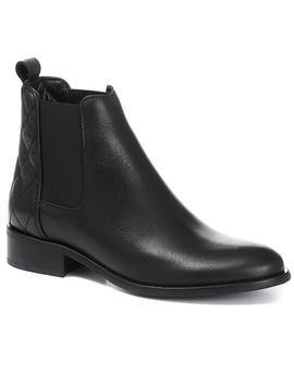 Quilted Leather Chelsea Boot by Jones Bootmaker