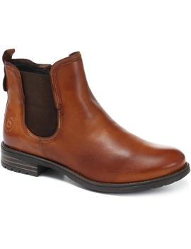 Leather Chelsea Boots by Bugatti