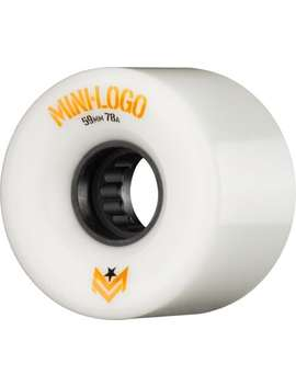 Mini Logo             A.W.O.L. A Cut Skateboard Wheels by Mini Logo