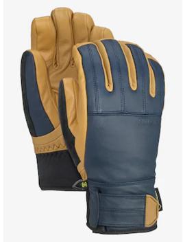 Men's Burton Gondy Gore Tex Leather Glove by Burton