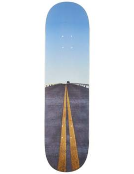 Deathwish Sunday Drive Deck 8.25 X 31.5 by Skate Warehouse