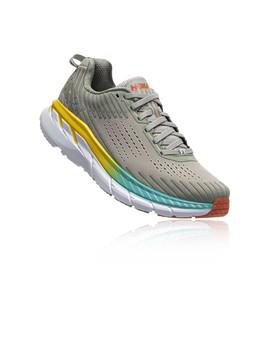 Hoka Clifton 5 Women's Running Shoes (D Width) by Sports Shoes