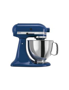 Kitchen Aid Artisan Series Blue Willow Stand Mixer   Ksm150 Psbw by Kitchen Aid Artisan Series Blue Willow Stand Mixer