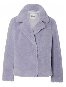 Stand Marion Iris Grey Jacket by Stand