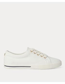 Sneaker Jaycee Aus Segeltuch by Ralph Lauren