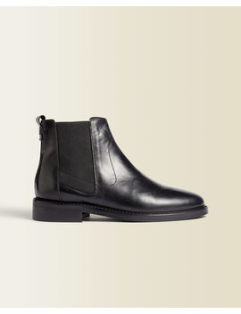 Ardell Leather Chelsea Boot by Jigsaw