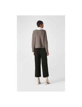 Cord Flat Front Trouser by Whistles