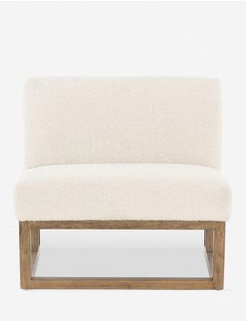 Kansia Chair, Knoll Natural by Lulu & Georgia