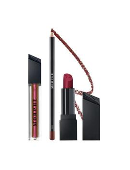 Out &Amp; A Pout Smoky Red Lip Trio by Morphe