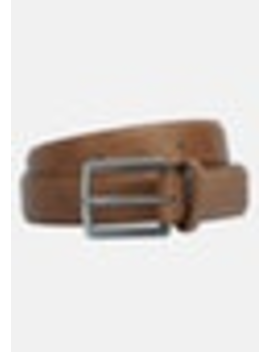 Tan Cruise Belt by Connor
