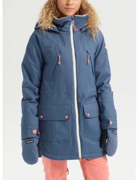 Women's Burton Prowess Stretch Denim Jacket by Burton