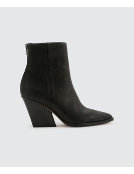 Issa Booties In Blackissa Booties In Black by Dolce Vita