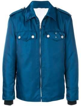 Calvin Klein 205 W39 Nyc          Oversized Zipped Shirt Jacket by Calvin Klein 205 W39 Nyc