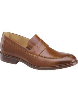 Johnston & Murphy Garner Penny Loafers  by Jos. A. Bank
