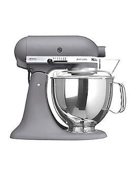 Kitchen Aid Artisan 4.8 L Stand Mixer Grey 5 Ksm150 Psbfg by Lakeland