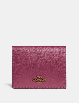 Small Snap Wallet by Coach