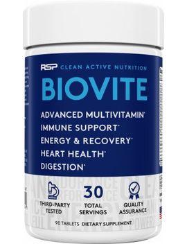 Bio Vite Multivitamin by Rsp Nutrition