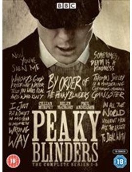 Peaky Blinders: The Complete Series 1 5 by Hmv