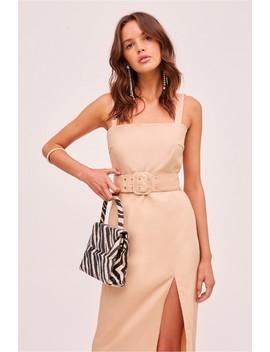 Lottie Midi Dress by Bnkr