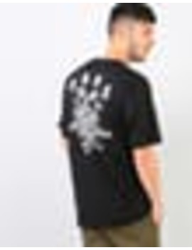 Vans Tied Up T Shirt   Black by Route One