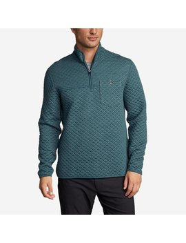 Fortify Quilted 1/4 Zip by Eddie Bauer