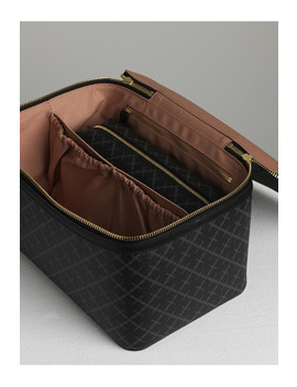 Mørkegrå By Malene Birger Bae Box Bags by Malene Birger
