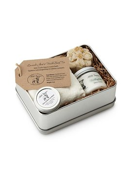 Farm Fresh Spa Experience Tin by Uncommon Goods