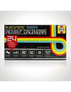 Haynes Electronic Games Advent Calendar by Men Kind