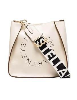 Stella Mc Cartney          Neutral Shoulder Bag by Stella Mc Cartney