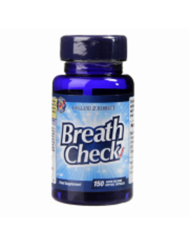 Holland & Barrett Breath Check 150 Capsules by Holland & Barrett Breath Check 150 Capsules