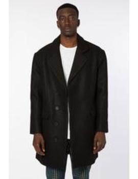 Black Trench Coat by Elwood Clothing