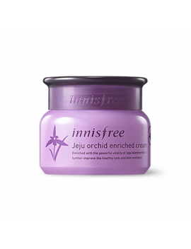 [Innisfree]  Jeju Orchid Enriched Cream 50ml by Style Korean