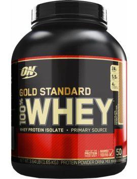 100% Gold Standard Whey Protein Powder by Optimum Nutrition
