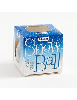 Snowball Stress Ball by Paper Source