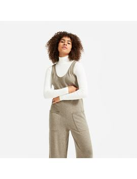 The Re Cashmere Lounge Jumpsuit by Everlane