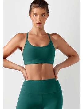 Superfine Cropped Active Tank by Lorna Jane