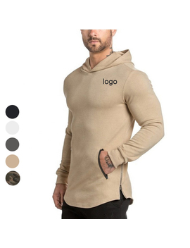 2019 Gym Clothing  Men Gym Sports  Hoodies With Customer Logo by Oem Or Aimeee