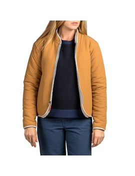Topo Designs  Sherpa Reversible Jacket   Women's  Topo Designs Sherpa Reversible Jacket   Women's by Evo