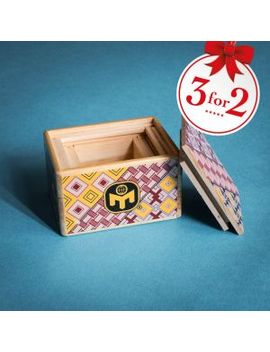 Mensa Japanese Puzzle Box by Men Kind