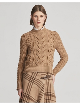 Pullover Mit Halbrollkragen by Ralph Lauren
