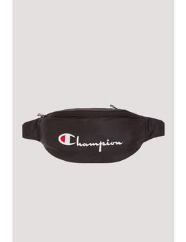 C Life Script Waist Bag by Champion