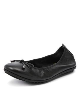 Belin Black Leather by Django & Juliette