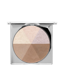 Crystal Clear Jumbo Highlight & Bronzer Palette by Pur