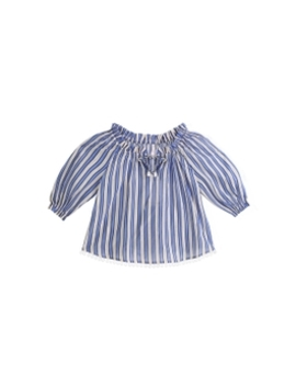 Verity Gathered Top by Zimmermann