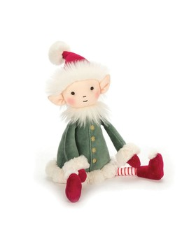 Jellycat Medium Leffy Elf by Jo Jo Maman Bebe