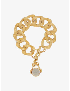 Double Face Bracelet With Twisted Charm by Givenchy